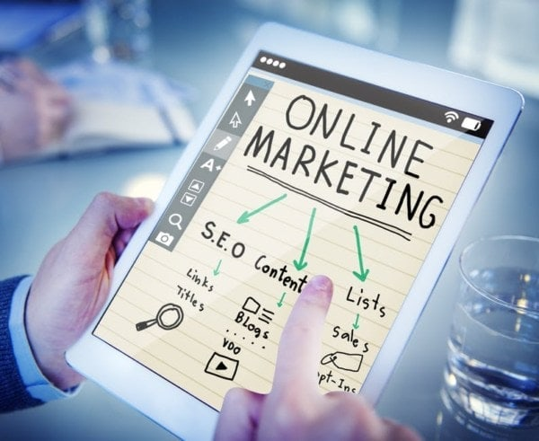 An online marketing strategy is crucial to maximise your sales.