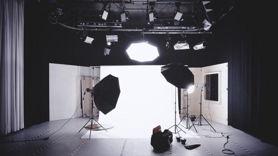 Lighting studio