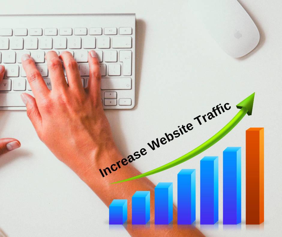 IncreaseWebsite traffic
